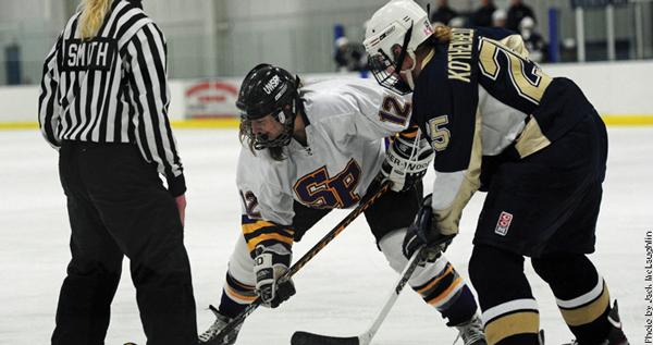 Women's Hockey Splits Weekend Series