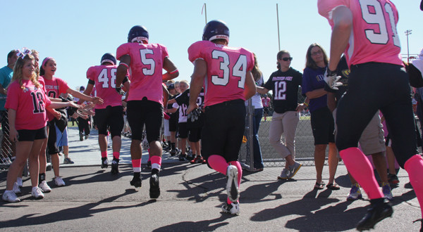 Pink Game to Highlight Start of Breast Cancer Awareness Month