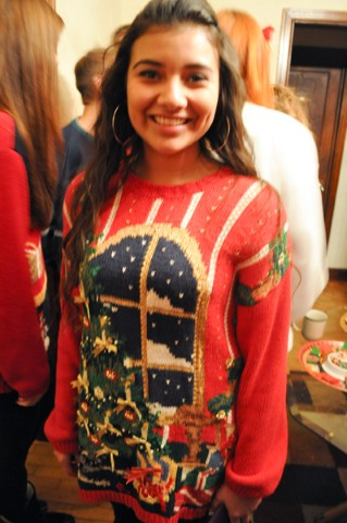 Ugly Sweater Parties Hit 54481 The Pointer