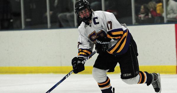 Women's Hockey Splits Weekend Series with St. Scholastica