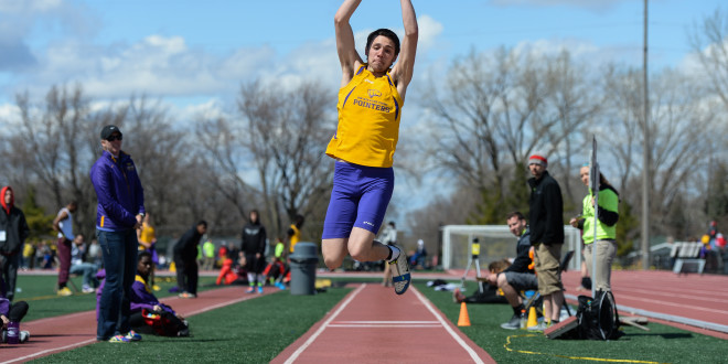 Men's Track and Field Team Look to Build Off Individual Success