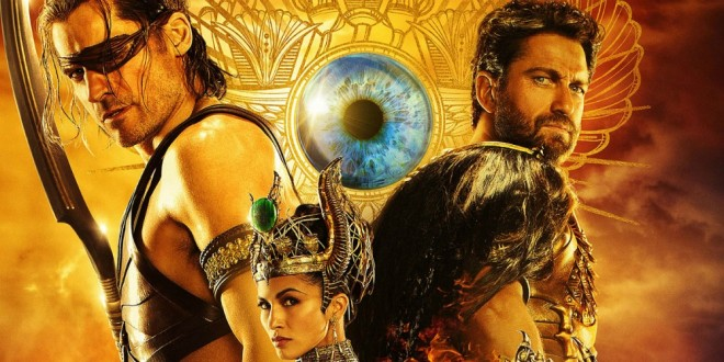 'Gods of Egypt' Is an Unholy Disaster