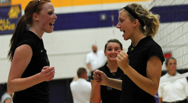 Point Volleyball Enters Postseason