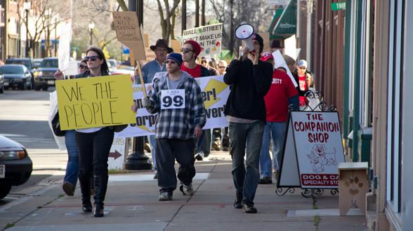 Occupy Stevens Point