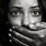 Human trafficking is a form of modern slavery. Photo courtesy of borgenproject.org