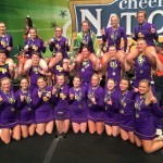 Photo courtesy of UW-Stevens Point Cheer Team Facebook page.