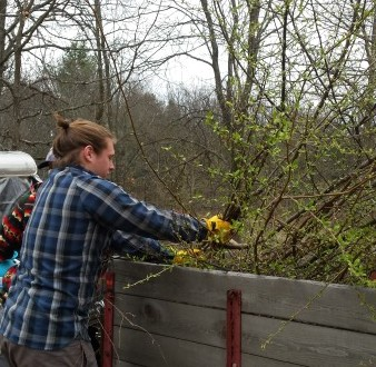 Land Conservation Society Rooting for Habitat Preservation