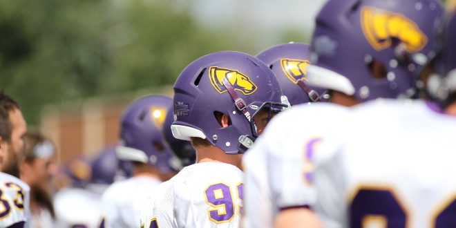 Football Team Looking to Build on Momentum Heading into Conference Play