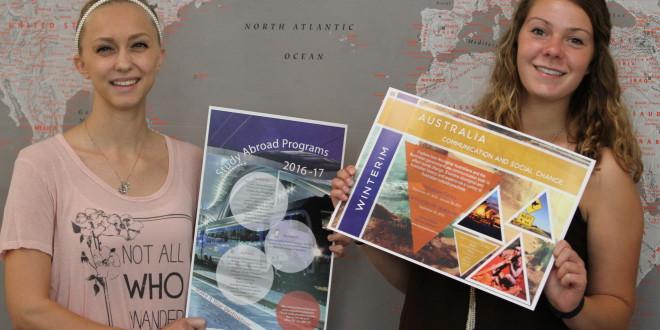 International Education United on Campus