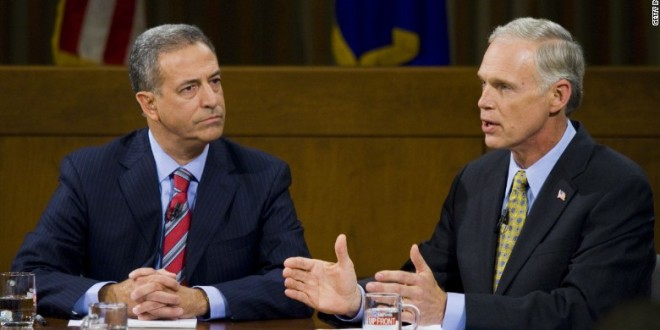 Double or Nothing: Rematch Between Russ Feingold & Ron Johnson