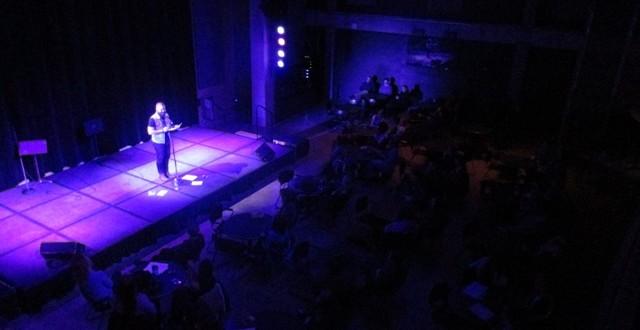 Neil Hilborn: Brings Light to Darkness at UWSP