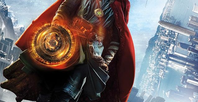 The Doctor Will See You Now: A Doctor Strange Review