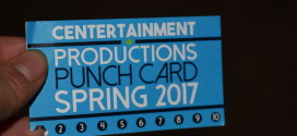 Centertainment Introduces Punch Card System This Semester