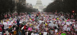 Women's March Takes a Bold Stand for Human Rights