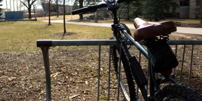 Metered Bicycle Parking to Replace State Funding