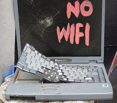 No More Mr. Wi-Fi