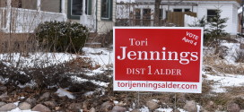 Professor Tori Jennings Runs for Office