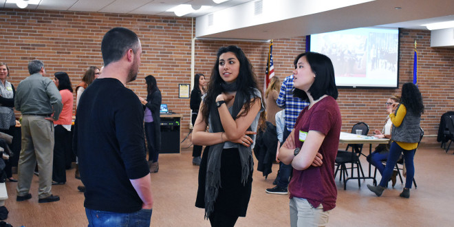 It's About Who You Know: PRSSA Hosts Networking Social