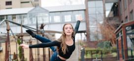 Sydney Enzler: Takes One Grand Jeté At A Time