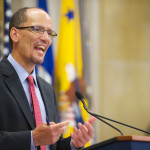 Assistant United States Attorney General Thomas Perez. Photo by DOJ Photographer, Lonnie D Tague