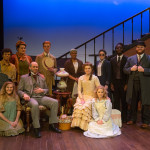The cast of The Miracle Worker. Photo courtesy of UW-Stevens Point University Relations and Communications.