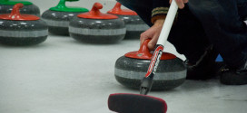 Curling Team Brings Home Medal from National Championship