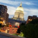 "A look at the capitol in Madison. ""Madison 02"" by Paul Frederickson is licensed under CC BY 2.0"