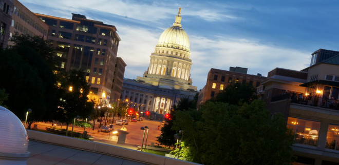 Madison Commits to 100 Percent Renewable Energy