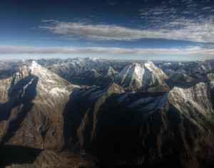 "The Himalayas vast mountain range. ""Himalayas"" by Mariusz Kluzniak is licensed under CC BY 2.0"
