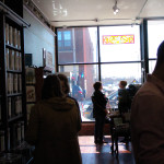 Patrons shopping for tea and flavored olive oils at Diversi-Tea. Photo by Samantha Stein