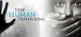 Students Advocate to End Human Trafficking and Slavery
