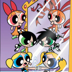 Powerpuff Girls evil mirror trouble. Photo provided by flickr