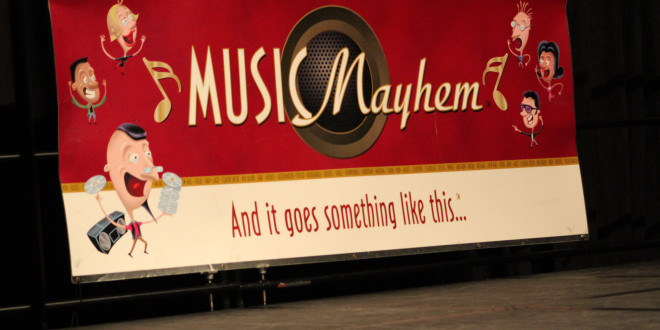 "Students Test Their Musical Forte With ""Music Mayhem"""