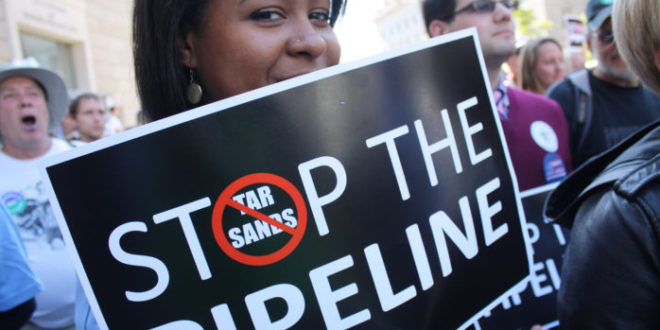 Line 3 Pipeline Replacement Ignites Controversy