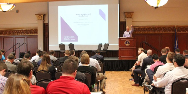 Summer Sports Analytics Conference a Success