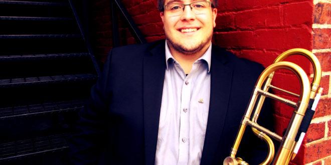 Galezio Plays Heart Out at Senior Recital