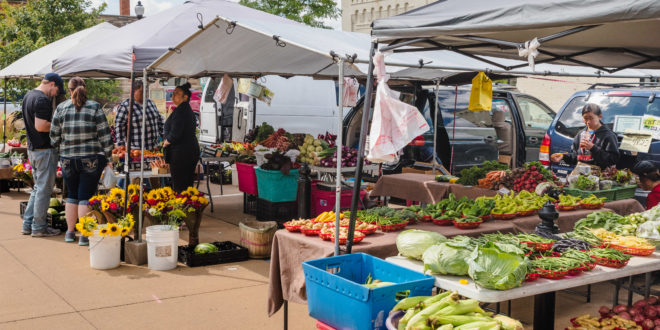 Stevens Point Area Winter Farmers Market Returns