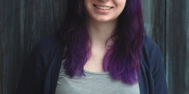 Pointer Profile: Spamalot Scenic Designer Alesha Hollatz