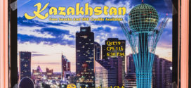 International Club Shows Students Kazakhstan and Then Some