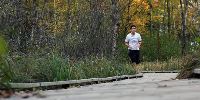 Organization Hosts Portage County Night Hike in Plover