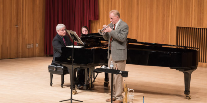 John Daniel's Recital and the Benefits of Classical Music