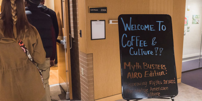 AIRO Busts Myths Surrounding Indigenous Peoples at Coffee and Culture