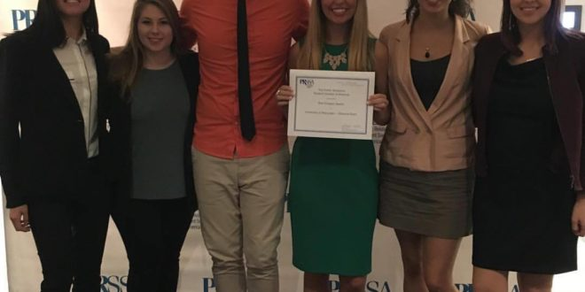 Stevens Point's PRSSA Shines Like a Star