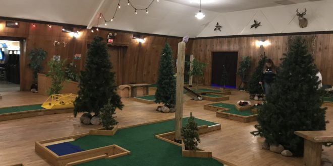Local Business Offers Indoor Entertainment Year Round