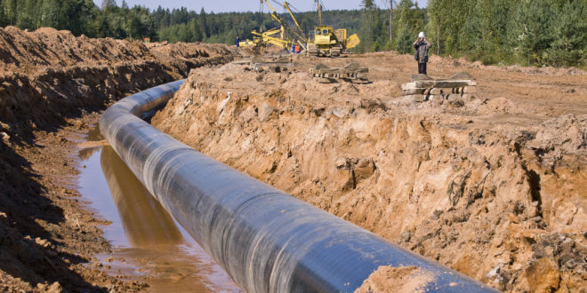 Pipeline Spills 210,000 Gallons of Oil