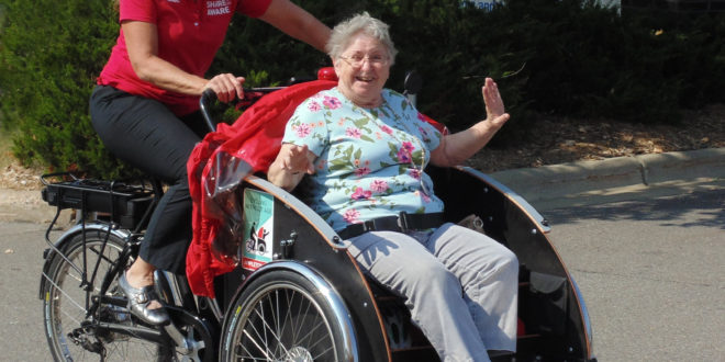New Volunteer Program Will Bring Outdoors Experience to the Elderly and Less-Abled