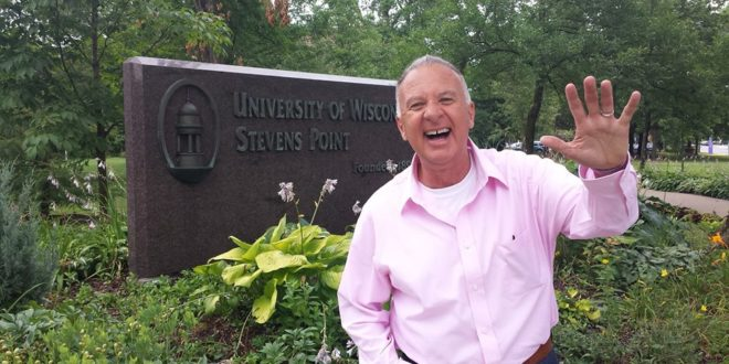 """Around the Corner with John McGivern"" Puts Stevens Point in the Spotlight"