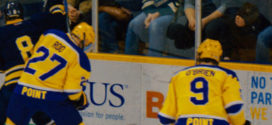 Men's Hockey Team Gears Up for Conference Tournament