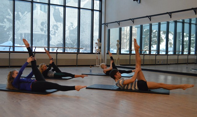 Pilates Teaching Certification Attracts Variety Of